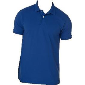 03516d484b Camisa Polo Azul Marinho Lisa - Pólos Manga Curta Masculinas em Rio ...
