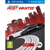Need For Speed Most Wanted Psvita
