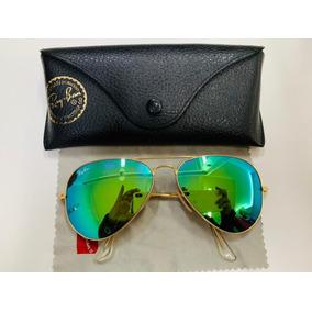 5051a5eb31e73 Oculos Original Rayban Aviador Espelhado (semi Novo) Blog