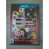Nes Remix Pack, Juego Wiiu