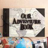 Album Para Fotos Our Adventure Book Vintage
