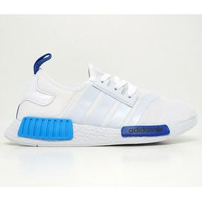 Tênis Adidas Nmd Trail Branco - Calçados 74dd2954efaf6
