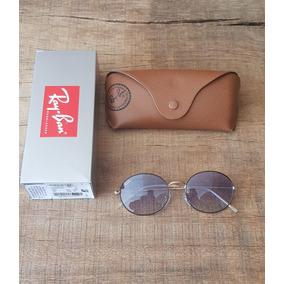 81c5865fd952e Oculos Rayban Transparente Redondo - Óculos no Mercado Livre Brasil