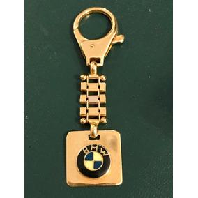Chaveiro Bmw Em Ouro 18k750 Peso: 16.2g