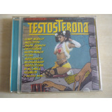 Testosterona-heavy Metal-rock,cd