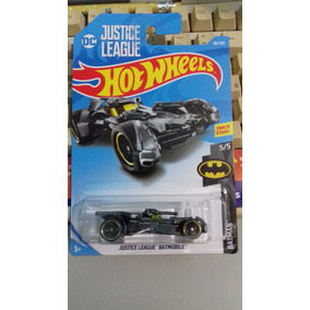 Hot Wheels Batman - Justice League Batmobile