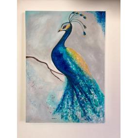 Pintura Acrílica Canvas 50x70 Cm
