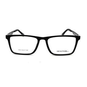 911df79dfc42d Armação Oculos Grau Masculino Ea6615 Tr90 Premium Original