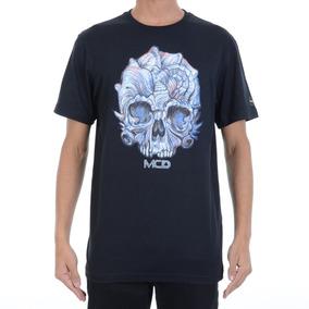 Camiseta Mcd Shell Preta