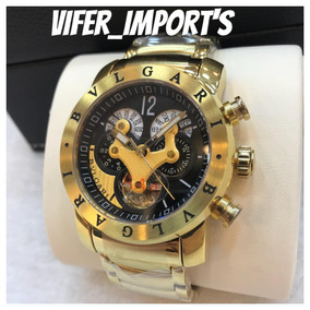 87f00585d5f Bvlgari Blv Ii - Relógios De Pulso no Mercado Livre Brasil