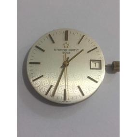 a898978d7b4 Relogio Eterna Matic De Ouro - Relógios De Pulso no Mercado Livre Brasil