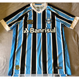 Camisa Gremio Brasileirão 2018 Usada Em Jogo Jael  9 c0b0abe662fb5