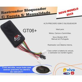 Rastreador Bloqueador Veicular Gt06 Gps Carro Maxnova