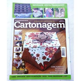 Revista Arte Fácil Especial Nº 4: Cartonagem - Trançado