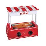 Nostalgia Electrics Coca Cola Collection Hot Dog Roller