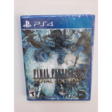 Final Fantasy Xv Royal Edition Juego Ps4 Nuevo Y Sellado