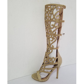 Zapatillas Romanas A La Moda #5