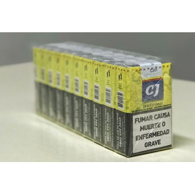 Cigarros Cj Original(x10 Cartones De 10 Atados)