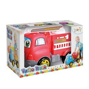 Caminhão Bombeiros Maral 4120 Turbo Truck Vermelho