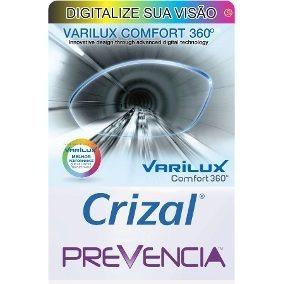 Lentes Multifocal Varilux Liberty Digital Crizal Prevencia 9cb7eaab09