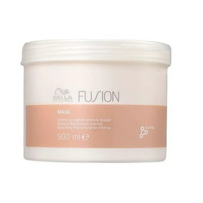 Máscara Wella Fusion 500ml - Novo/original