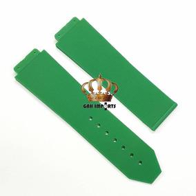71c3c7c5d9f Pulseira Relogio Hublot Verde - Joias e Relógios no Mercado Livre Brasil
