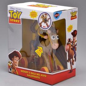 Toy Story - Woody E Bala No Alvo Galopantes - Toyng - 22747