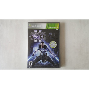 Star Wars The Force Unleashed 2 - Xbox 360 - Original