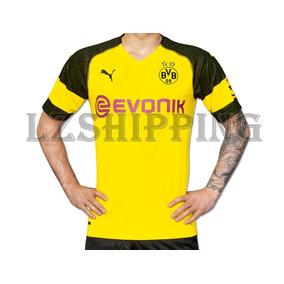071a9877c7 Camisa Original Borussia Dortmund 18 19 - Frete Grátis !