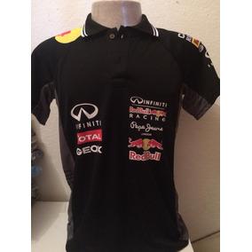 Camisa Camiseta Polo Formula 1 F1 Red Bull Corrida 9e9622a926f