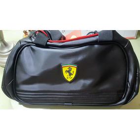 b4e79679c Maleta Puma Ferrari Para Hombre - Equipaje y Bolsas en Mercado Libre ...