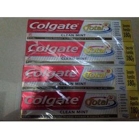 Crema Dental Colgate Total 12. Importada De Usa. 180gramos