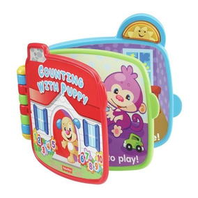 Libro Musical Fisher Price - Juguete Para Niños