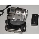 Sony Handycam Mini Dv Dcr-pc1 !buen Estado! (no Cargador)