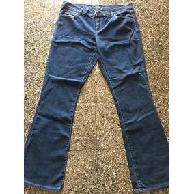 Pantalones Jeans Dama Talla Plus