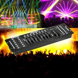 192 Canales Dmx512 Controlador Consola Etapa Luz Dj... (au)