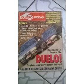 Quatro Rodas 1993