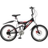 Bicicleta Fischer Fast Boy Aro 20 Preto