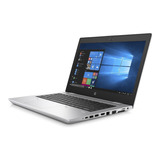 Laptop Hp Probook 640 G4 Core I7 8550 8gb Ram 256gb Ssd Msi