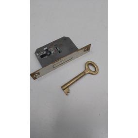 Cerradura Para Placard / Vitrina / Mueble Rectangular