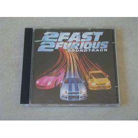 cd trilha sonora velozes e furiosos 2