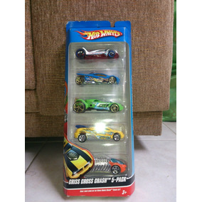 Carritos Hot Wheels (criss Cross Crash 5-pack)