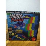 Pista Magic Tracks 1 Carrito 168 Pzas.