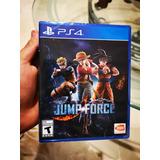 Jump Force: Latino Edition - Playstation 4 Mejor Precio