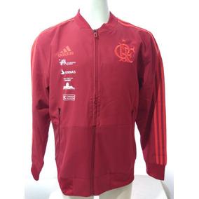 Jaqueta Original Flamengo adidas Exclusiva De Atleta 2018 7c29169b45fa1