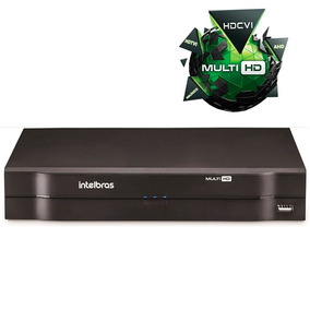 Dvr Intelbras 16 Ch Multi Hd Mhdx 1016 G3 720p 1080n Hdcvi