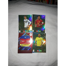 Cards Copa 2018 Adrenalyn Limited Edition Premium Gold