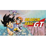 Serie Dragon Ball Gt Completa Latino Hd Bluray