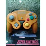 Control Nintendo Gamecube Original Como New