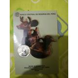 Moneda De Coleccion Blister Riqueza Y Orgullo Vicus Piura